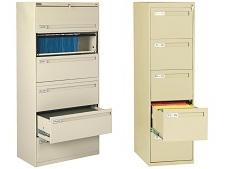 Office Furniture-File Cabinets